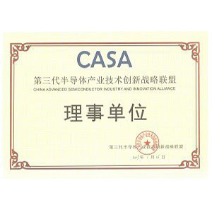 Became Standing director of CASA