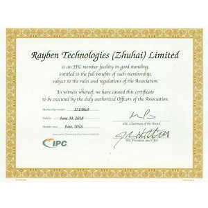Became member of IPC on June 30th ,2016